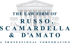 The Law Firm of Russo, Scamardella & D'Amato, P.C. logo